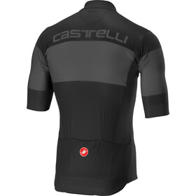 Castelli Ruota FZ Jersey Men light black